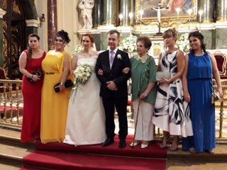 La boda de Irene y Cesar 2
