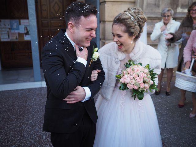 La boda de Anastasia y Javier en Murcia, Murcia 1
