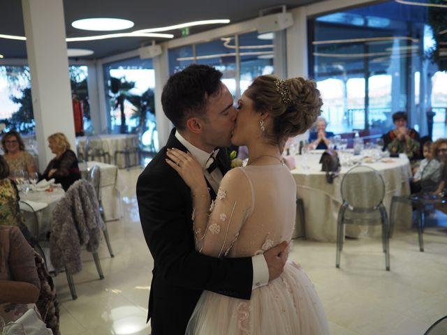 La boda de Javier y Anastasia