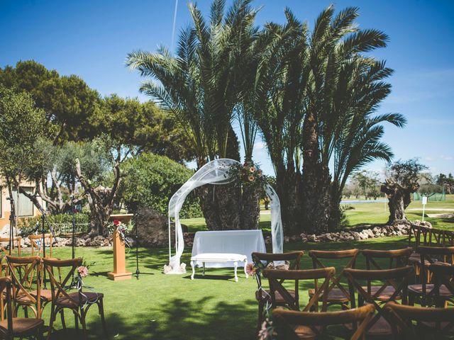 La boda de David y Ana Celia en Alacant/alicante, Alicante 3