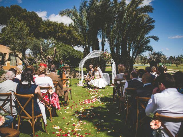 La boda de David y Ana Celia en Alacant/alicante, Alicante 6