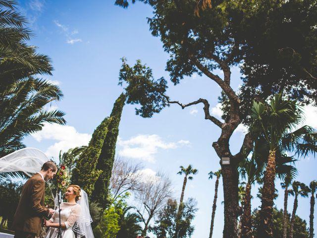 La boda de David y Ana Celia en Alacant/alicante, Alicante 8