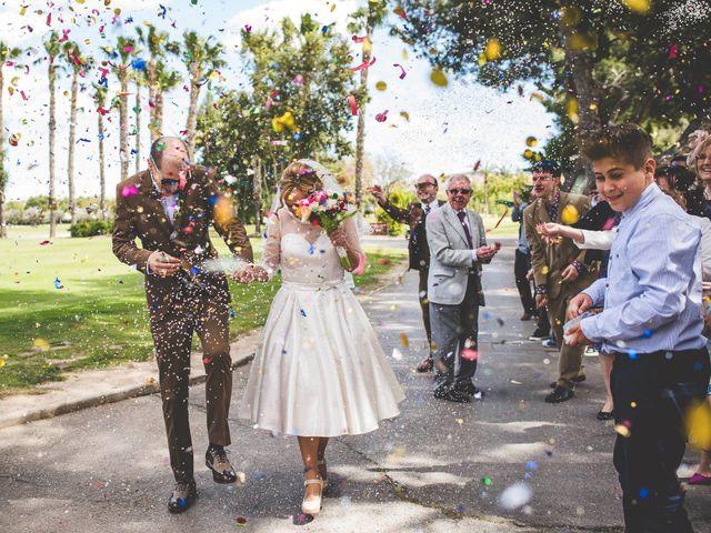 La boda de David y Ana Celia en Alacant/alicante, Alicante 10