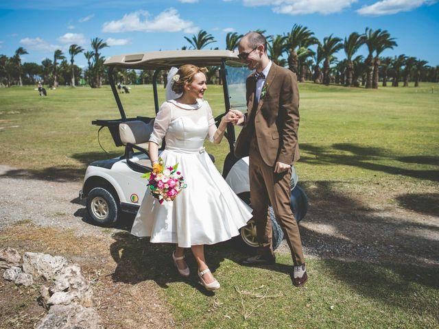 La boda de David y Ana Celia en Alacant/alicante, Alicante 11