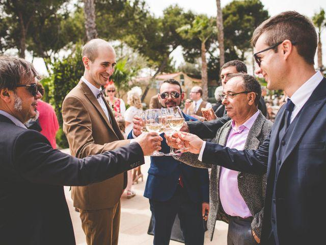 La boda de David y Ana Celia en Alacant/alicante, Alicante 19