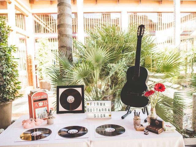 La boda de David y Ana Celia en Alacant/alicante, Alicante 25
