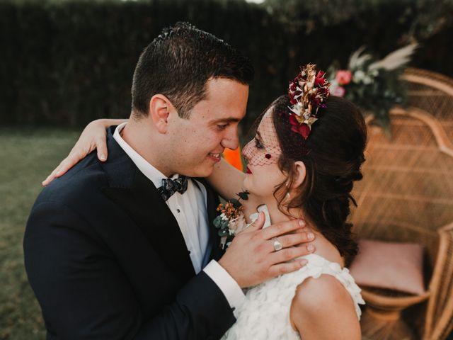La boda de Adriana y Ugo