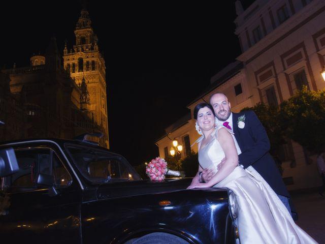 La boda de Alberto  y Paqui en Coria Del Rio, Sevilla 3