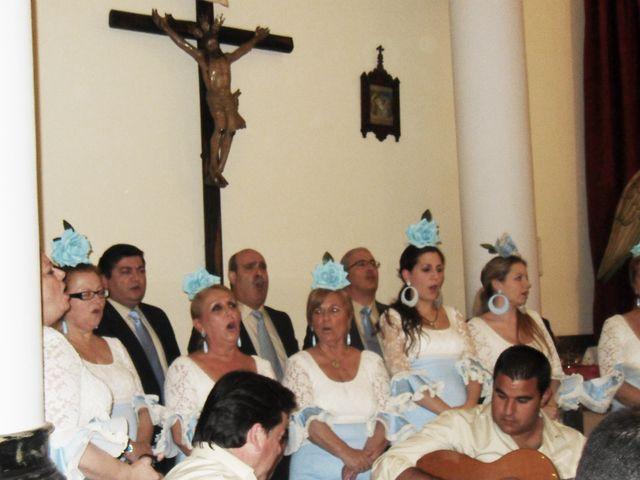 La boda de Alberto  y Paqui en Coria Del Rio, Sevilla 8