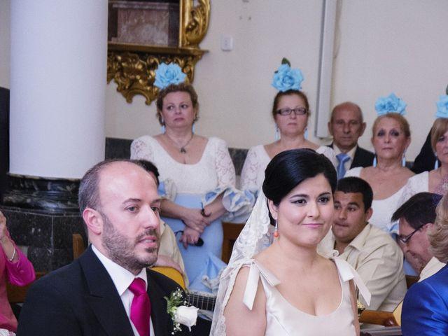 La boda de Alberto  y Paqui en Coria Del Rio, Sevilla 9