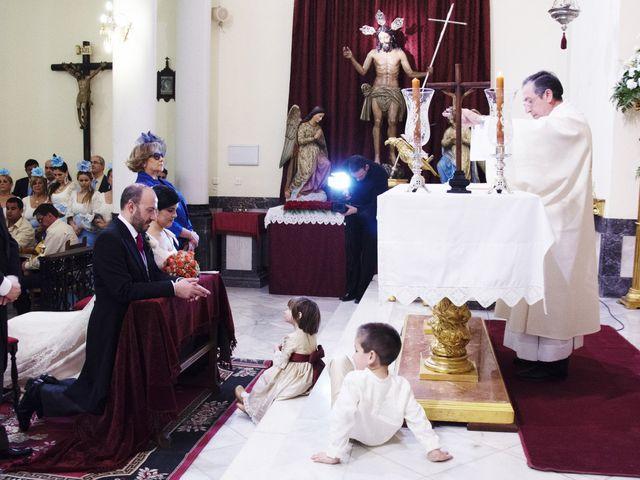 La boda de Alberto  y Paqui en Coria Del Rio, Sevilla 10