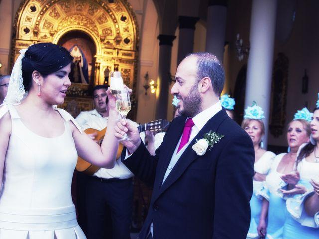 La boda de Alberto  y Paqui en Coria Del Rio, Sevilla 2