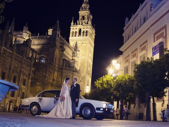 La boda de Alberto  y Paqui en Coria Del Rio, Sevilla 17