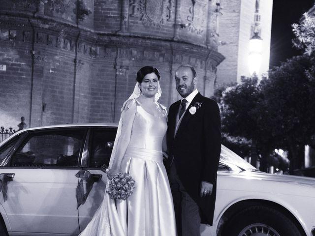 La boda de Alberto  y Paqui en Coria Del Rio, Sevilla 18