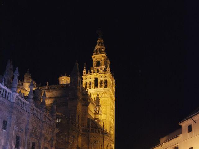 La boda de Alberto  y Paqui en Coria Del Rio, Sevilla 19