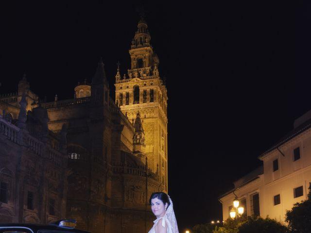 La boda de Alberto  y Paqui en Coria Del Rio, Sevilla 20