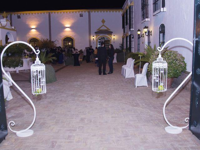 La boda de Alberto  y Paqui en Coria Del Rio, Sevilla 21