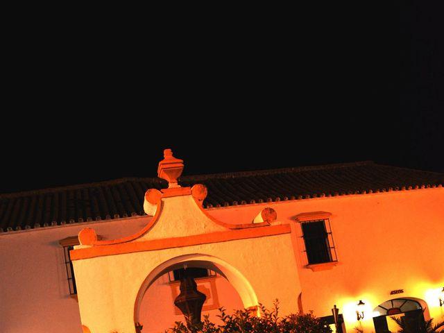 La boda de Alberto  y Paqui en Coria Del Rio, Sevilla 22