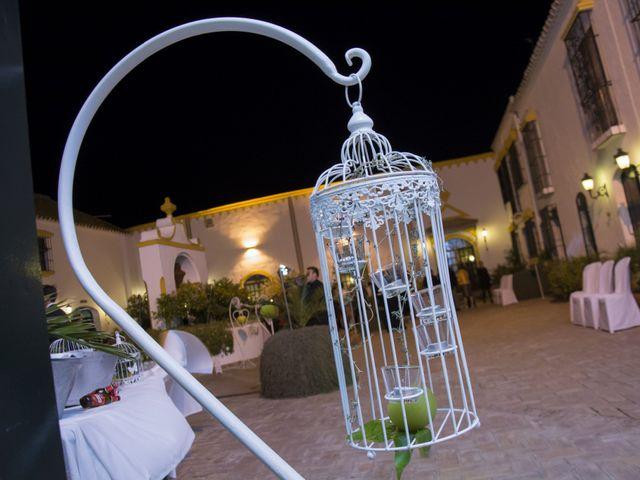 La boda de Alberto  y Paqui en Coria Del Rio, Sevilla 26