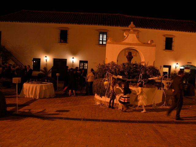 La boda de Alberto  y Paqui en Coria Del Rio, Sevilla 28