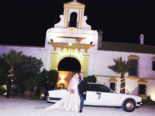 La boda de Alberto  y Paqui en Coria Del Rio, Sevilla 29