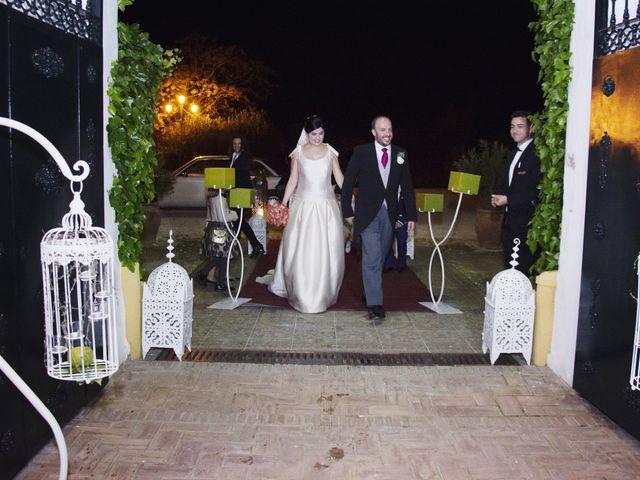 La boda de Alberto  y Paqui en Coria Del Rio, Sevilla 30