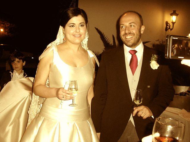 La boda de Alberto  y Paqui en Coria Del Rio, Sevilla 32