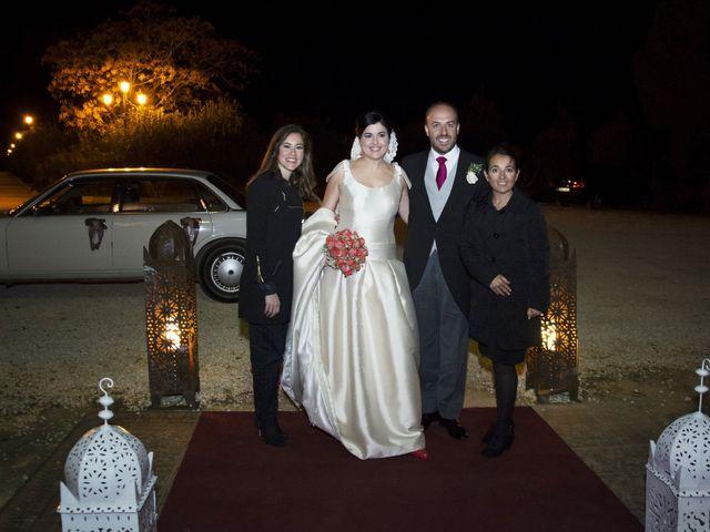 La boda de Alberto  y Paqui en Coria Del Rio, Sevilla 35