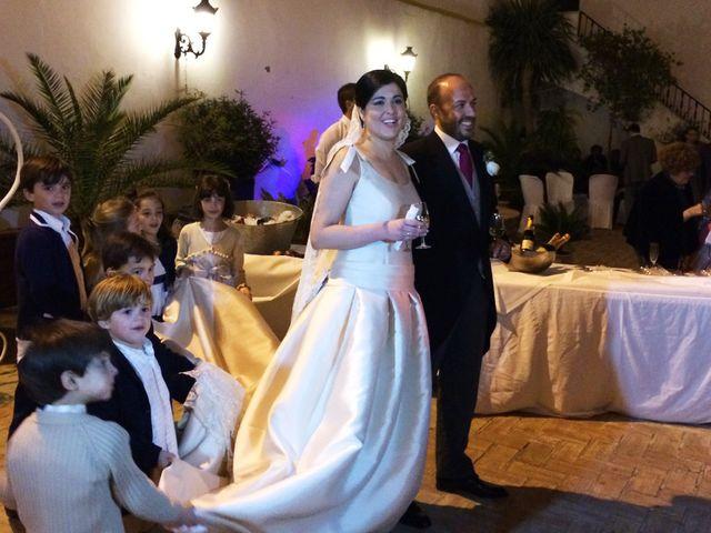 La boda de Alberto  y Paqui en Coria Del Rio, Sevilla 36