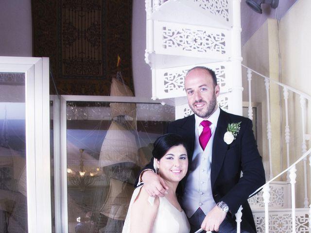 La boda de Alberto  y Paqui en Coria Del Rio, Sevilla 41