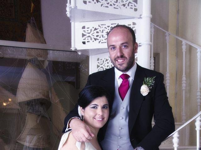 La boda de Alberto  y Paqui en Coria Del Rio, Sevilla 42