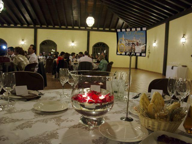 La boda de Alberto  y Paqui en Coria Del Rio, Sevilla 43