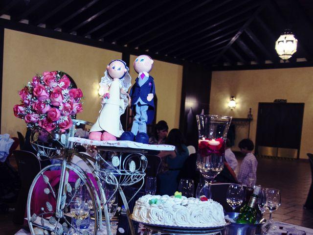 La boda de Alberto  y Paqui en Coria Del Rio, Sevilla 48
