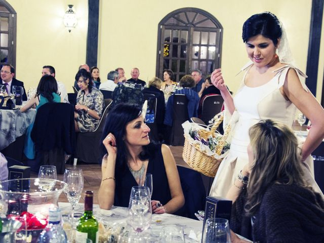 La boda de Alberto  y Paqui en Coria Del Rio, Sevilla 49