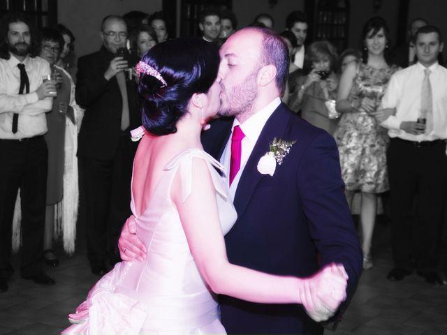 La boda de Alberto  y Paqui en Coria Del Rio, Sevilla 54