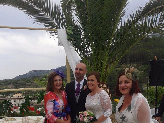 La boda de Javi y Pilar en Benimantell, Alicante 4