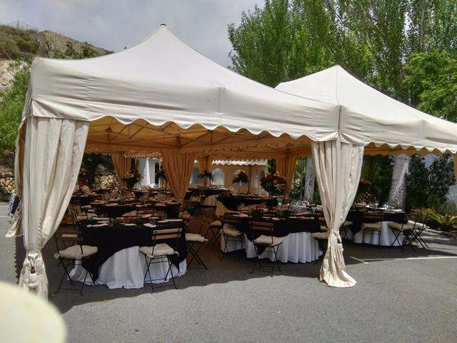 La boda de Javi y Pilar en Benimantell, Alicante 6