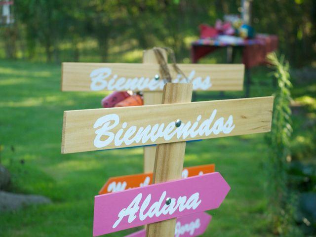 La boda de Damian y Almudena en Navaluenga, Ávila 3