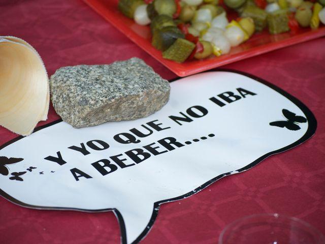 La boda de Damian y Almudena en Navaluenga, Ávila 4