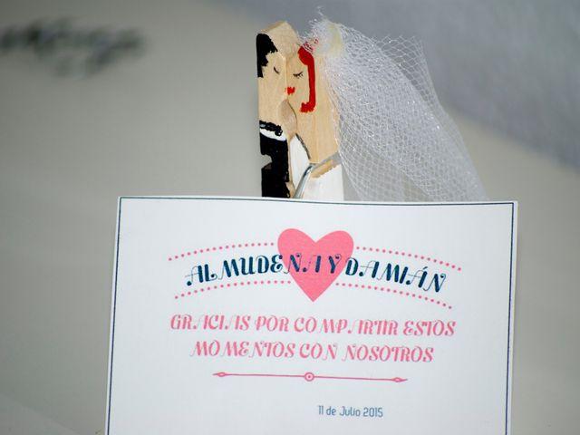 La boda de Damian y Almudena en Navaluenga, Ávila 9