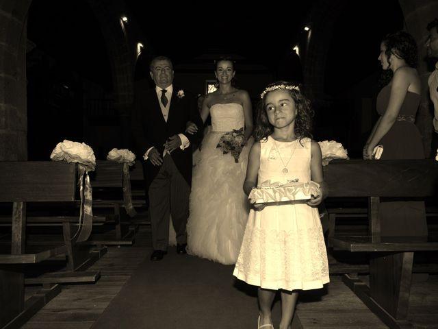 La boda de Damian y Almudena en Navaluenga, Ávila 12