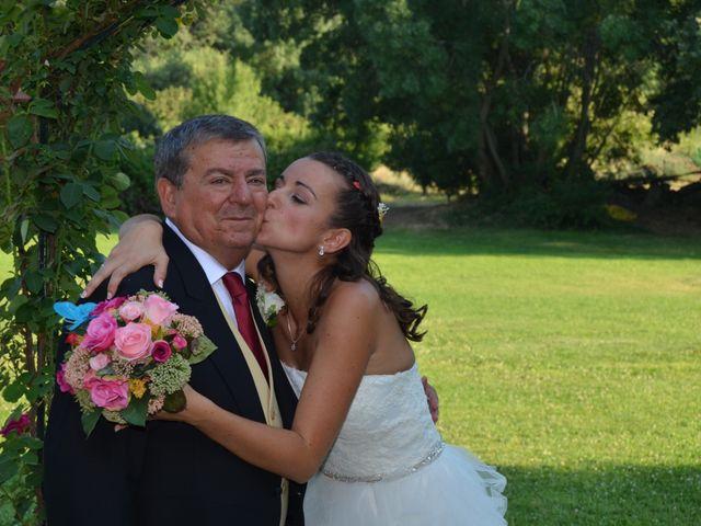 La boda de Damian y Almudena en Navaluenga, Ávila 13