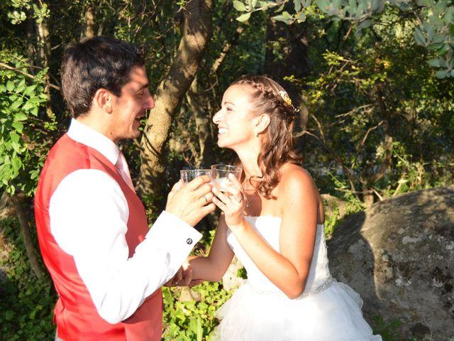 La boda de Damian y Almudena en Navaluenga, Ávila 17