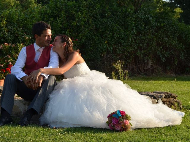La boda de Damian y Almudena en Navaluenga, Ávila 18