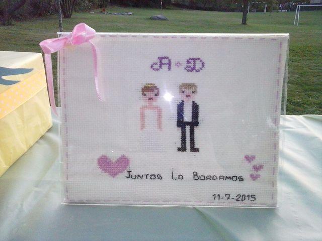 La boda de Damian y Almudena en Navaluenga, Ávila 25