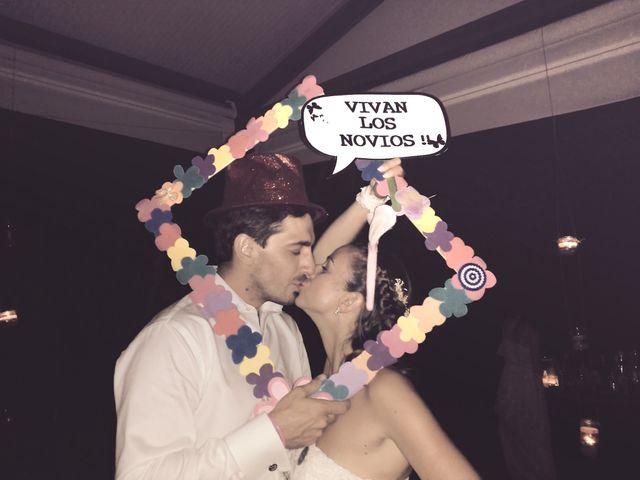 La boda de Almudena y Damian