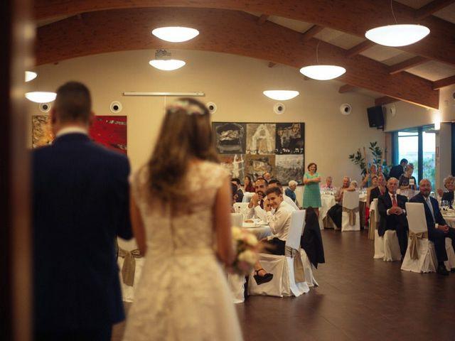 La boda de Alexis y María en Vigo, Pontevedra 33