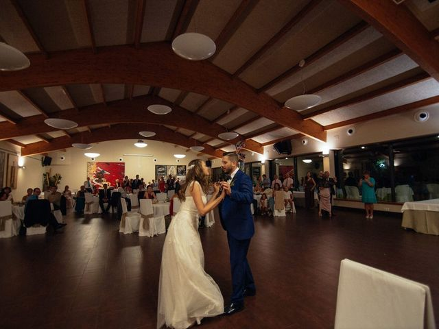 La boda de Alexis y María en Vigo, Pontevedra 35