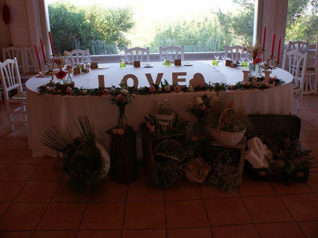 La boda de Ivan y Lydia en L' Albiol, Tarragona 6