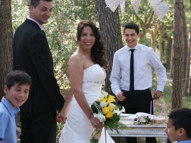 La boda de Ivan y Lydia en L' Albiol, Tarragona 11